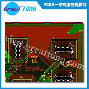 四层板_平衡车控制板_电路板抄板_提供全套资料_程序解密_要求精准__100%成功