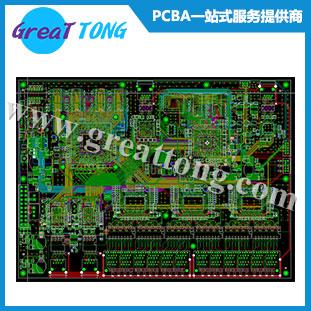 智能网络产品PCB设计