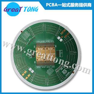 设备测试电路板加工_沉金工艺_8层_5.0mm板厚_PCB快速打样_批量生产_自有线路板厂