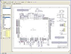 Protel99SE软件设计界面