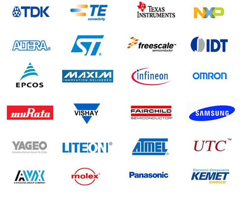 合作元器件品牌