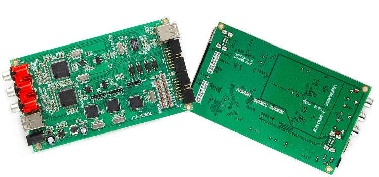 pcba/电路板加工服务-天拓电路