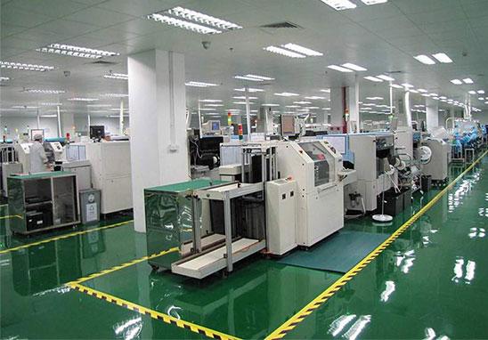 SMT工厂详解电路板加工过程
